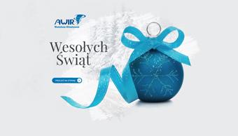 Awir - kartka bożonarodzeniowa