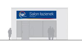 Oznakowanie salonów
