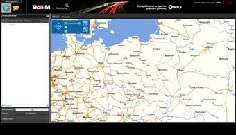 Projekt graficzny systemu Xtrack