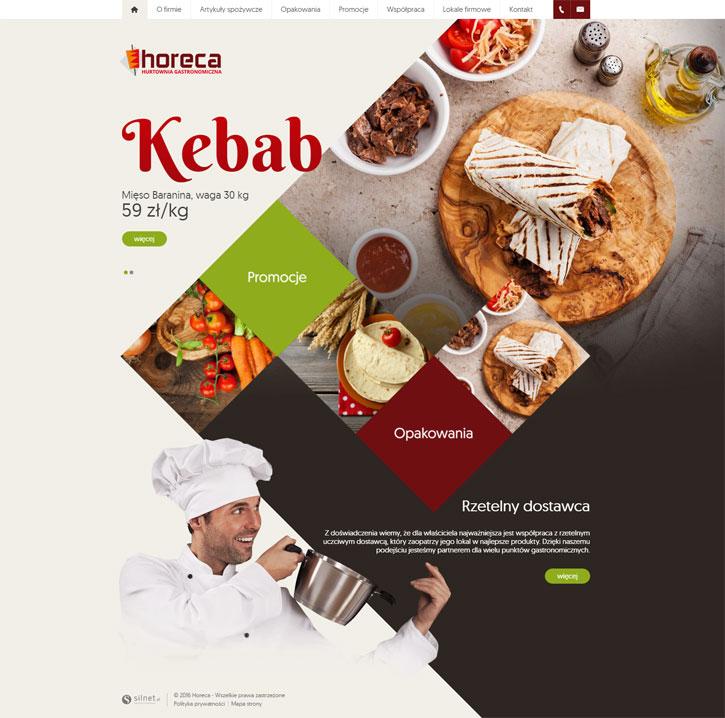 Serwis www.horeca.rsl.pl