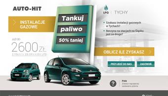 Serwis www.autohit.com.pl/instalacje-gazowe-tychy