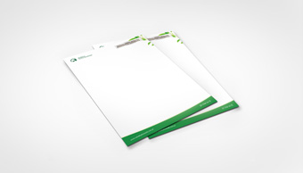 Szczepek - Papier firmowy