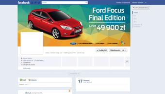 Facebook - cover photo