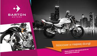 Reklama prasowa do Świata Motocykli