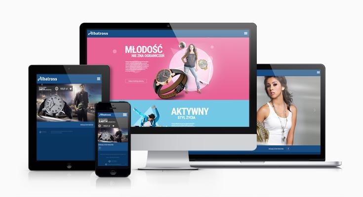 Albatross - serwis internetowy