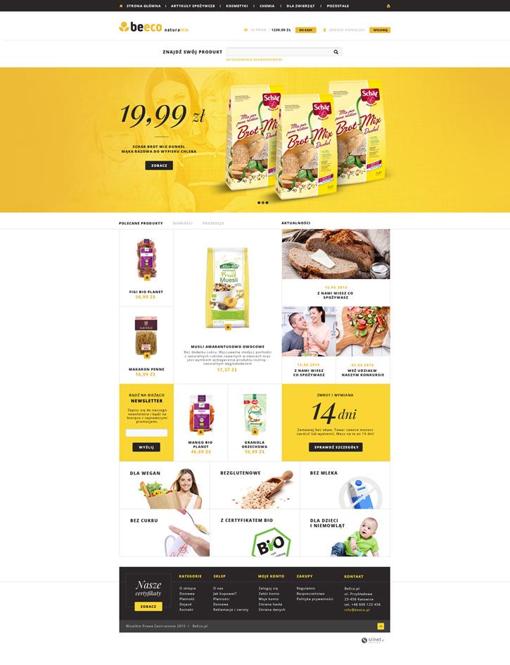 Beeco - sklep internetowy