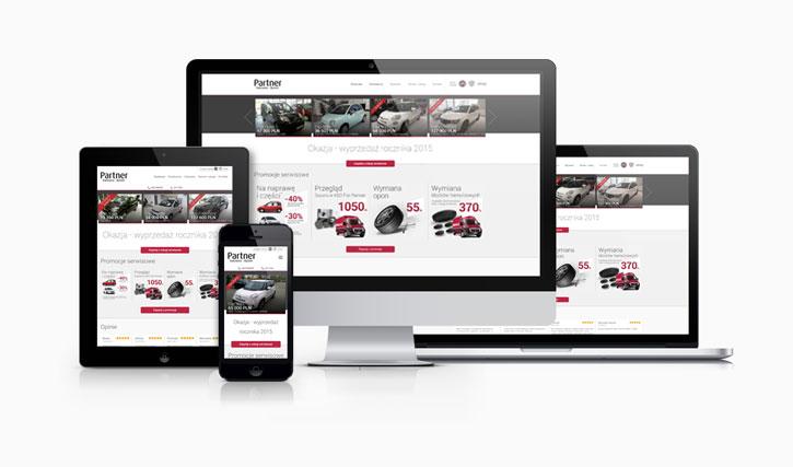 Fiat Partner - serwis www