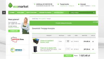 Ecomarket - sklep internetowy