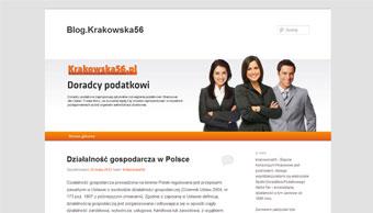 Krakowska56 - blog