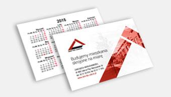 ZBM - kalendarz firmowy
