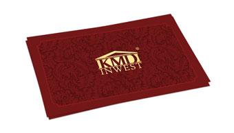 KMD Inwest - wizytówka