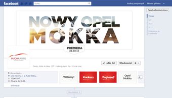 Profil facebook - Cover Photo
