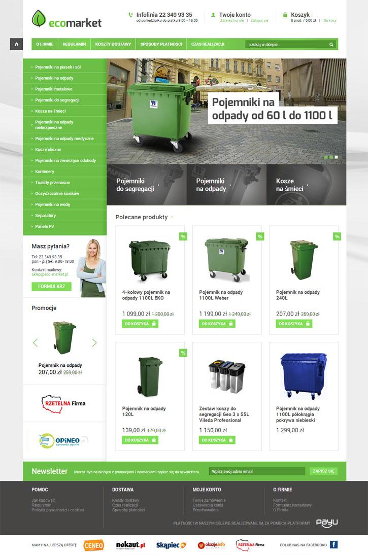 Przejdź do sklepu internetowego www.eco-market.pl