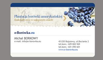 Karta biznesowa