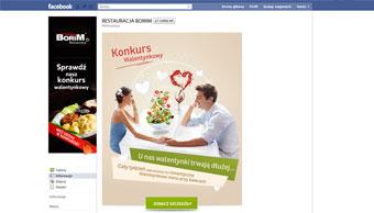Profil facebook - grafika konkursu