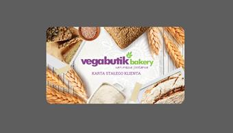 Vegabutik Bakery - karta klienta