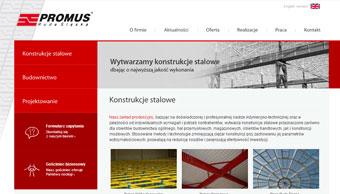 Promus - serwis www