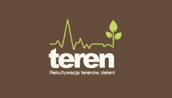 Teren - logotyp