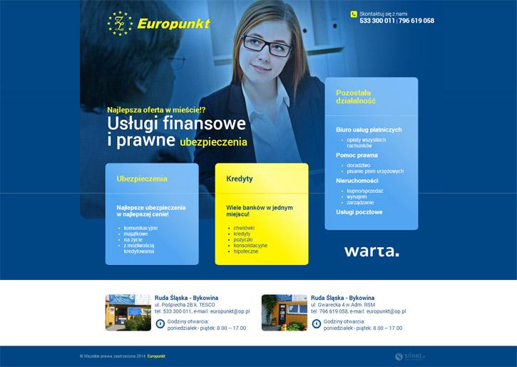 Biuro Usługowo - Handlowe Europunkt