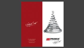Promus - kartka Świąteczna