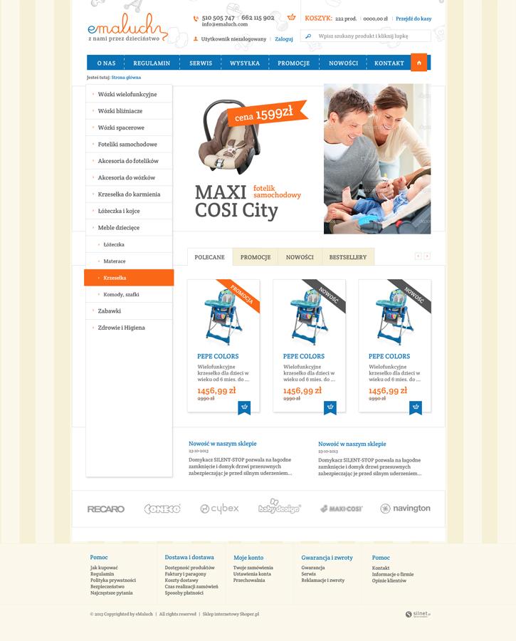 eMaluch sklep internetowy