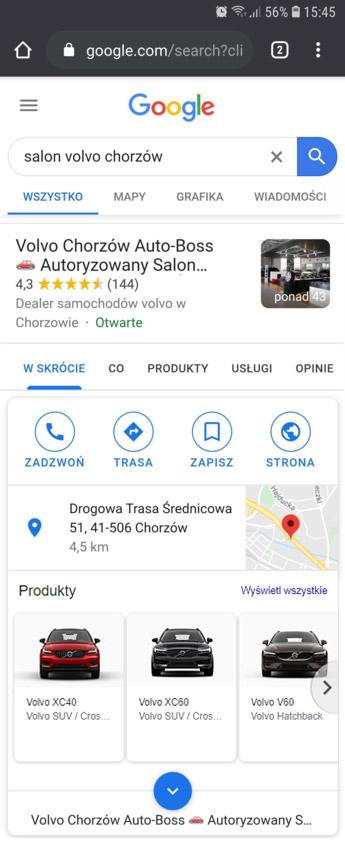Wizytówka Twojej firmy w Google