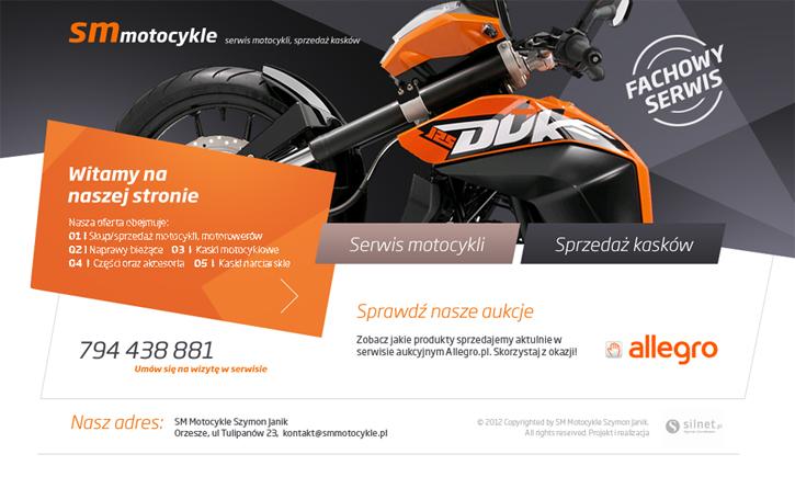 SM motocykle