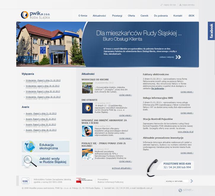 Serwis www.pwik.com.pl