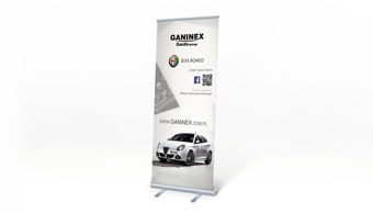 Roll-up Alfa Romeo Gulietta