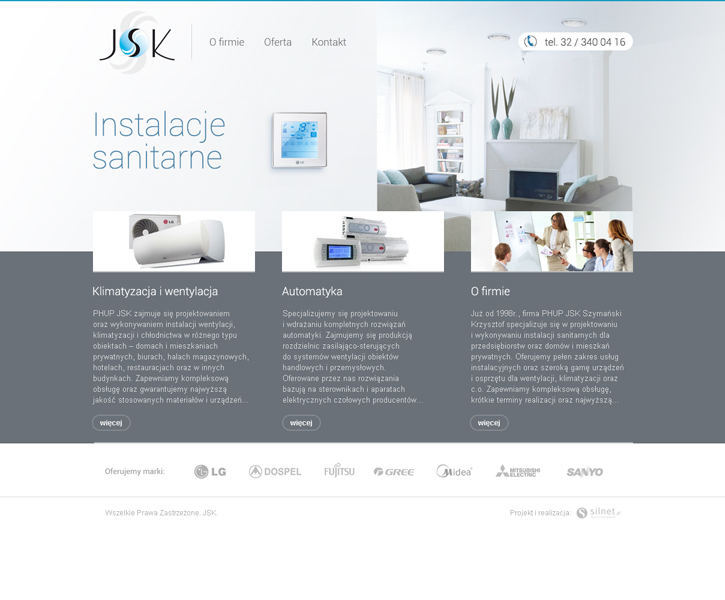 JSK - serwis www
