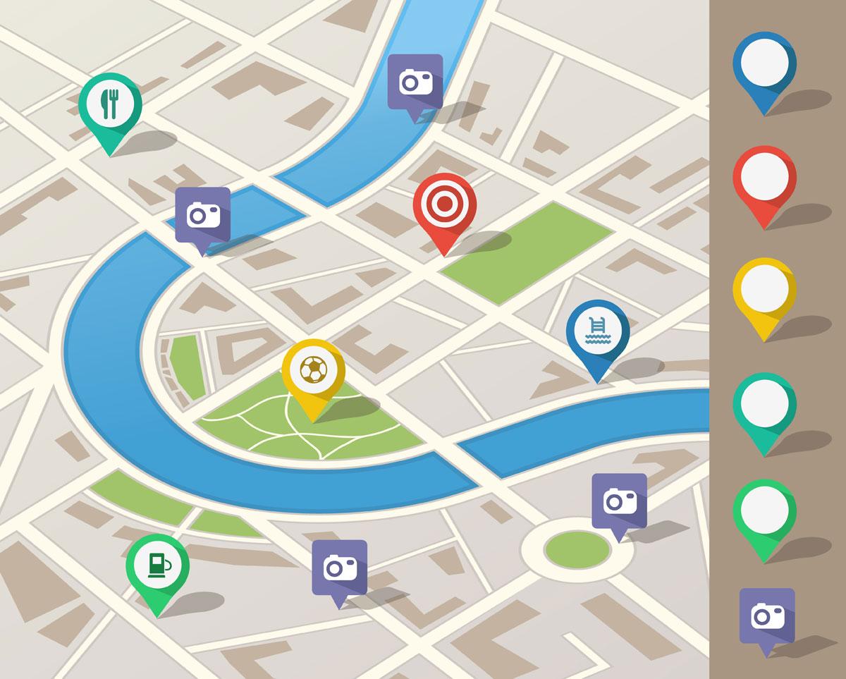 Wyszukiwania mobilne skupiają się wokół lokalizacji użytkownika