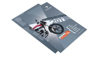 Katalog skuterów 2011
