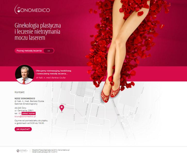 Sonomedico - serwis www