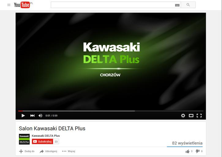 Plansze reklamowe do filmów YouTube