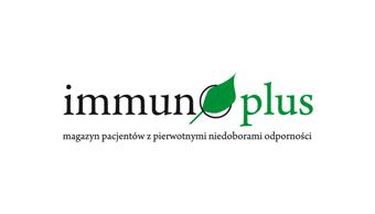 Immuno Plus - logotyp