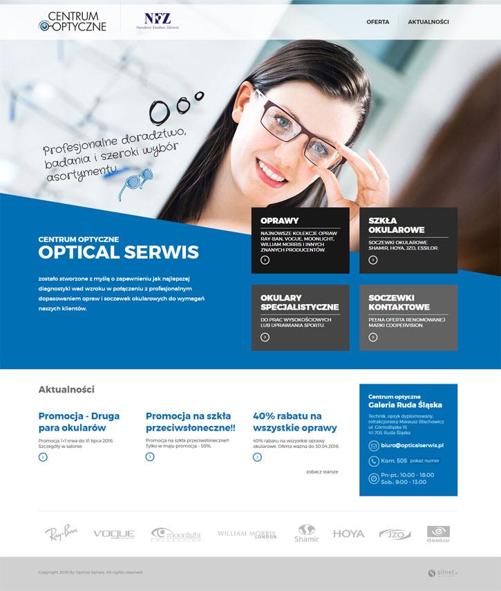 Centrum Optyczne Optical Serwis