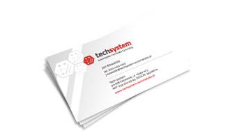 Tech-System - Wizytówka