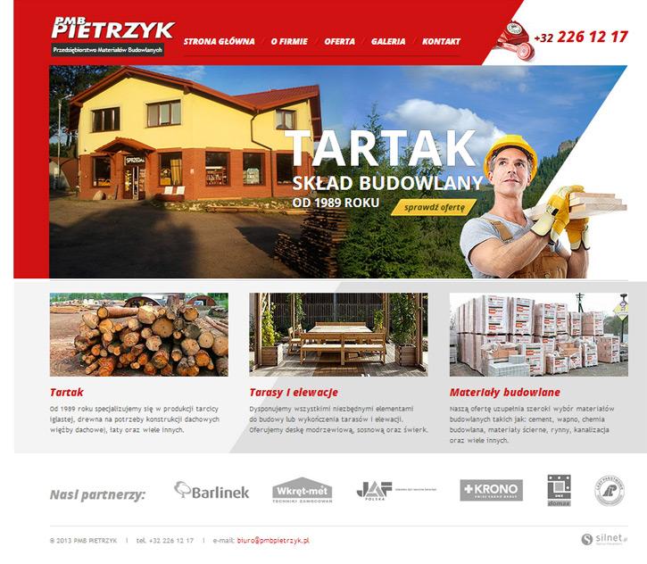PMB Pietrzyk - serwis www