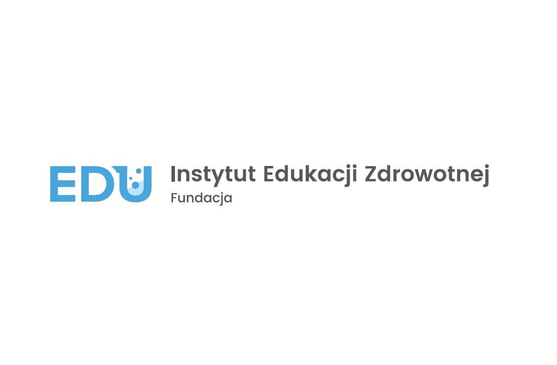 Instytut Edukacji Zdrowotnej - logo w wersji polskiej