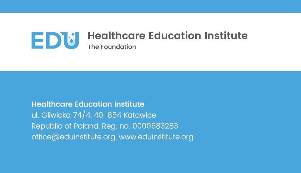 Instytut Edukacji Zdrowotnej - wizytówka